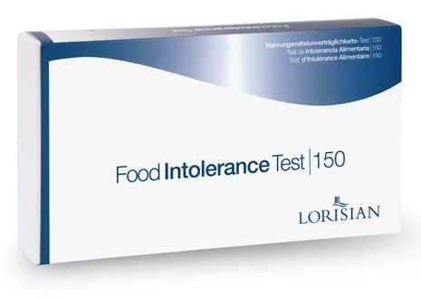 Food intolerance test 100