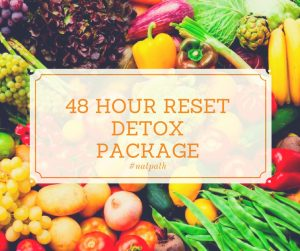 48H RESET Detox Package